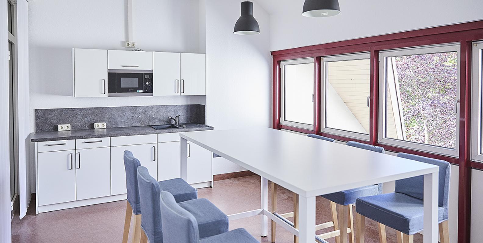 Co-office Kitchen